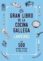 libro 500 recetas galicia