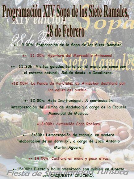 Programa de la sopa de los 7 Ramales