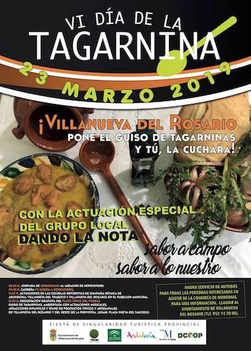 VI Día de la Tagarnina en Villanueva del Rosario