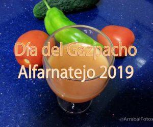 XIX edición del Día del Gazpacho de Alfarnatejo