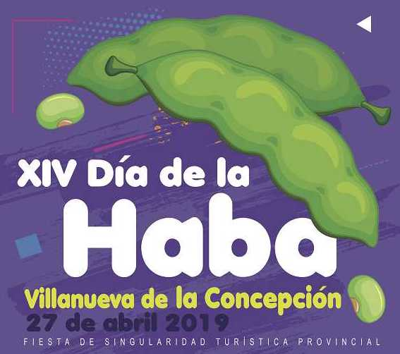 Día de la Haba de Villanueva de la Concepción 2019