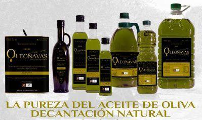 Aceite OleoNavas