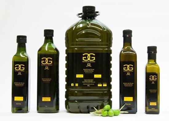 Aceite Oliva Gotas de Gloria