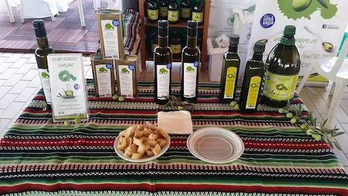 Almazara dedicada a la elaboración, envasado y comercialización de aceite de oliva de gran calidad a partir de la variedad manzanilla aloreña