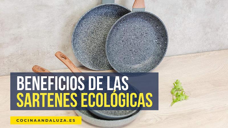 beneficios sartenes ecológicas